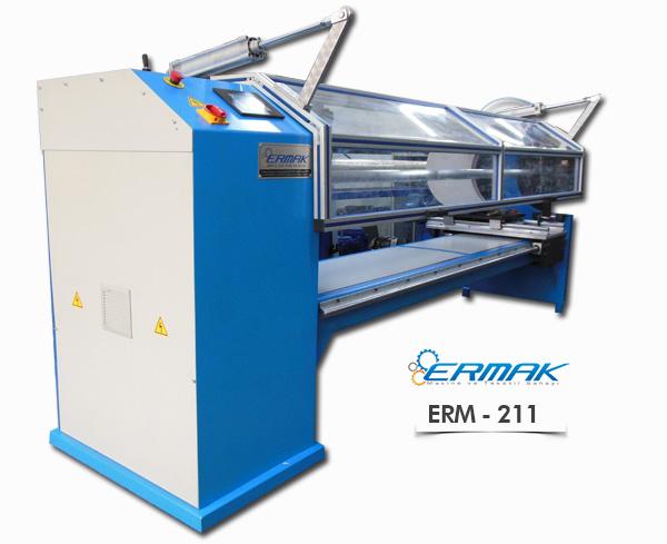 ERM 211 Otomatik Biye Kesim Makinası